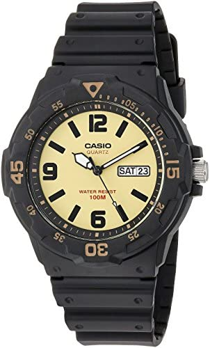 Casio Men s MRW200H Dive Watch