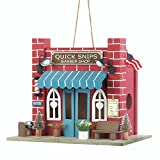 Barber Shop Birdhouse For Sale