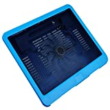 MOSTOP-Super-Ultra-Thin-Size-Big-Fan-Silent-Notebook-Radiator-Silent-Fan-Cooling-Pad-Cooler-Radiator-For-CPU-Mainboard-Of-Notebook-Laptop-Portable-Computer-Blue-Size-Big-Fan