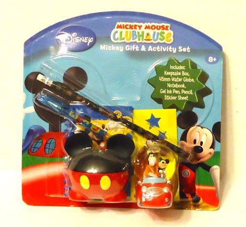 [Mickey Mouse Clubhouse Mickey Gift & Activity Set] (Hottest 12 Year Old Girls)