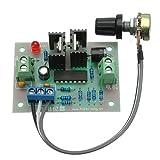 PWM HHO RC DC Motor Speed Regulator Controller Switch Control.