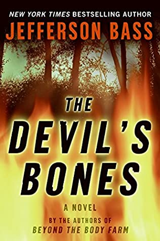 book cover of The Devil\'s Bones