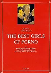 The Best Girls Of Porno [Italia] [DVD]