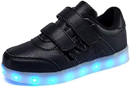 Girls Boys LED Trainers Light up
