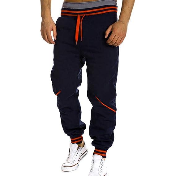 Pantalones chandals de Hombre Polainas de Hip Hop Pantalones Harem  Pantalones para Hombre Pantalones de chándal Pantalones de chándal Pantalón  Trousers ... bb925af45d1