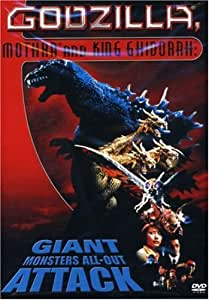Godzilla, Mothra, King Ghidorah: Giant Monsters All-Out Attack (Sous-titres français) [Import]