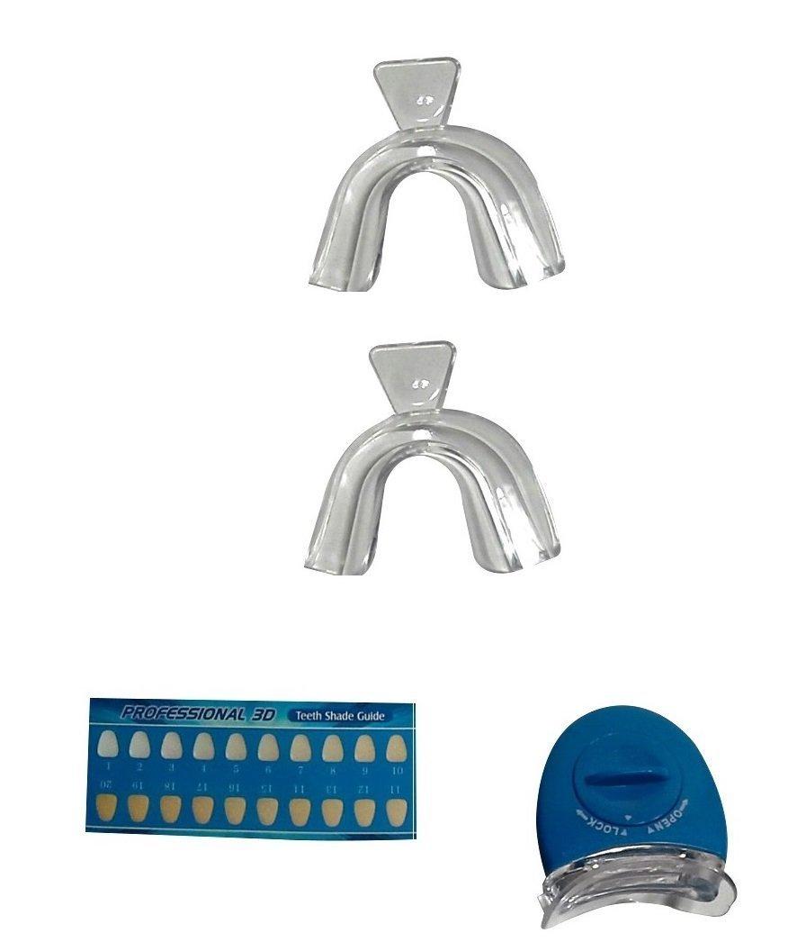 Amazon.com: Sistema De Blanqueador Dental - Kit De Gel Blanqueador Con Laser Dental LED - Blanqueamiento De Dientes Profesional - Luce Una Sonrisa Mas ...