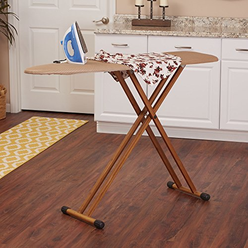Household Essentials Fibertech Top Ironing Board