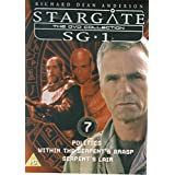 Stargate - The DVD Collection - SG.1. Season 1/2. Volume 7. Politics - Within The Serpent's Grasp - The Serpent's Lair