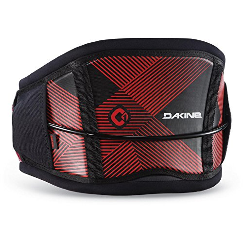 Dakine 10001225 Men's C-1 Hammerhead Kiteboard Harness, Red - M