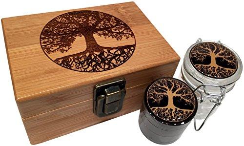 wood weed grinder - 3