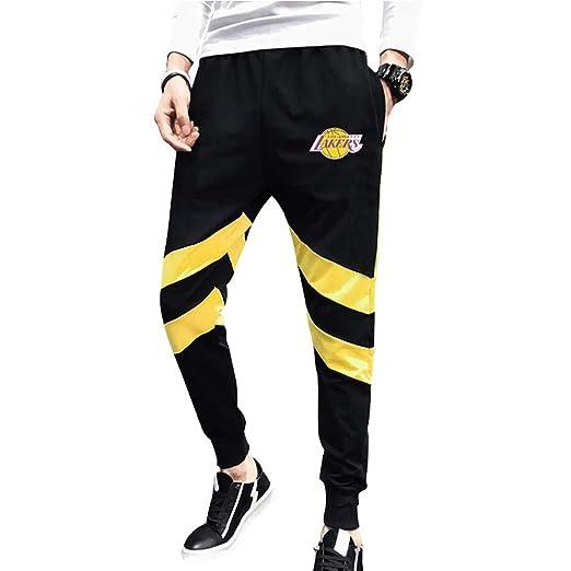 AIALTS Lakers De Baloncesto, Pantalones De Entrenamiento De ...