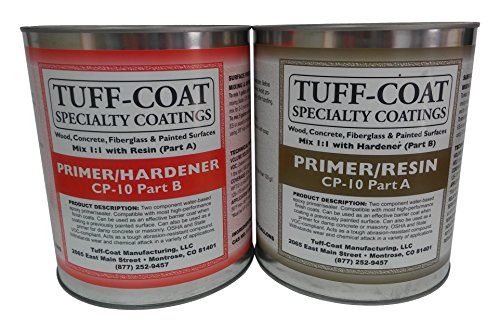TUFF Coat CP-10 1 Gallon Primer Kit
