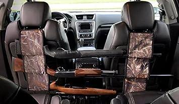 Time Wise Car Gun Shotgun Travel Organizer Bag Case Holder For The Car Sport Freizeit