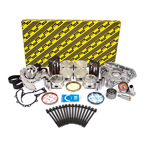 Evergreen OK7010TM/2/2/2 98-03 Acura SLX Isuzu Axiom Trooper Vehicross 3.5 DOHC 6VE1 24V Master Overhaul Engine Rebuild Kit