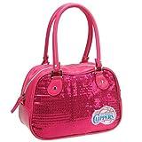 NBA Los Angeles Clippers Repro Handbag, Neon Pink
