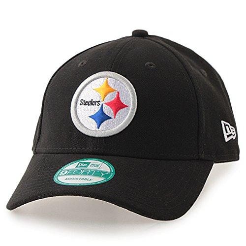 大工箱放棄されたNEW ERA (ニューエラ) NFLキャップ (The League 9FORTY 940 NFL Cap) ピッツバーグ?スティーラーズ