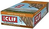 #10: CLIF BAR - Energy Bar - Crunchy Peanut Butter - (2.4 Ounce Protein Bar, 12 Count)