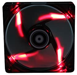 Bitfenix Bff-blf-23030r-rp Spectre 230mm Led Case Fan, Red