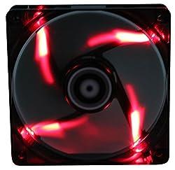 Bitfenix Bff-blf-23030r-rp Spectre 230mm Led Case Fan, Red