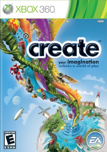 Create - Xbox 360 - Remix Create A