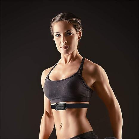 Amazon com : TTShonf Heart Rate Monitor Chest Strap Fitness