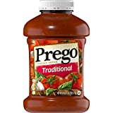 Prego Italian sauces are made with sweet vine-ripened tomatoes and savory herbs and seasonings you can taste in every bite. Whether you're in the mood for a zesty tomato sauce or a rich, creamy Alfredo sauce—Prego brings irresistible taste your whole...