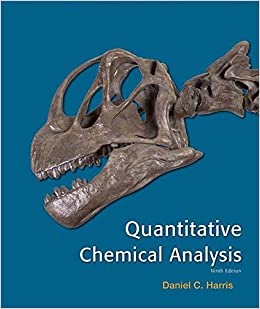 Solution manual for quantitative chemical analysis daniel harris solution manual for quantitative chemical analysis daniel harris 9781464175633 amazon books fandeluxe Image collections