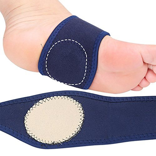 Durable and helps with plantar fasciitis