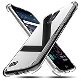lg 3 bumper - LG Stylo 3 Case, LG Stylo 3 Plus Case, LG Stylus 3 Case, LG LS777 Case w/Screen Protector Shock-Absorption Reinforced Corners TPU Bumper Hybrid Case[Anti-Scratch] Ultra Slim Fit Cover-HD Clear