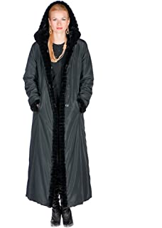 Amazon.com: Overland Oveja Co Betsy Visón con capucha ...
