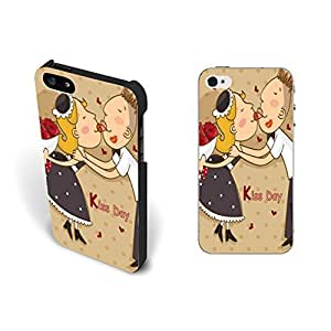 Cute Couple Lovers Kissing Case For Samsung Note 4 Cover Floral Red Rose Love Heart Case For Samsung Note 4 Cover Case Skin for Girls