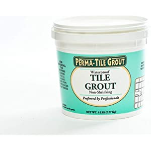 CGM 500TG Waterproof Tile Grout - Best Grout For Shower Walls