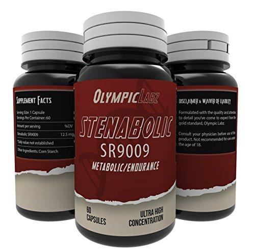 SR9009 by Olympic Labz - Buy Online in Oman  | Misc