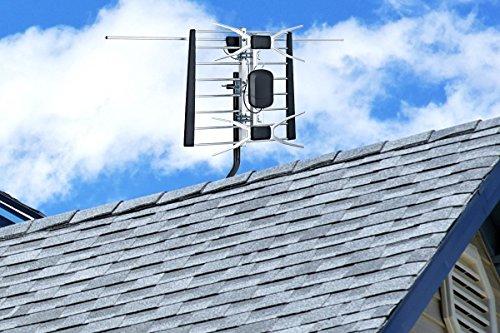 ViewTV WA-2800 Digital Amplified Outdoor / Indoor Attic ...