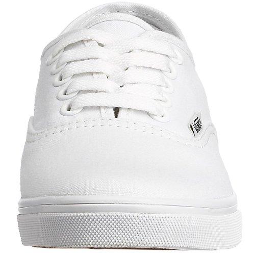 Vans Unisex Authentic (tm) Lo Pro Sneaker Wahres Weiß / Wahres Weiß