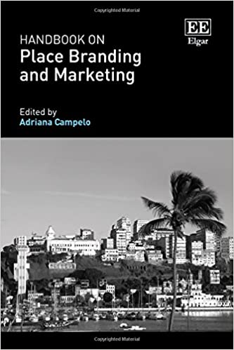 Handbook On Place Branding And Marketing Research Handbooks In