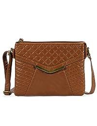 Scarleton Retro V Quilted Crossbody Bag H1893