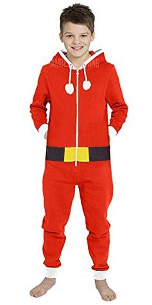 Home ware outlet - Pijama de una pieza - Manga Larga - para niña rojo RED