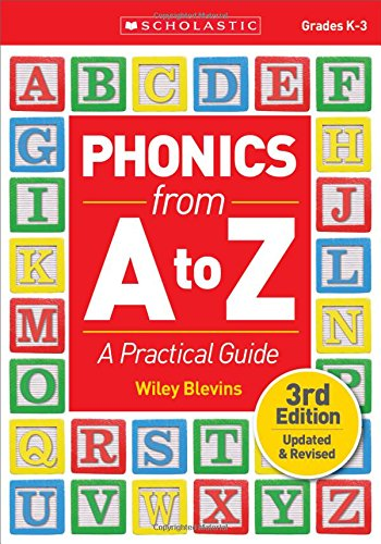 Amazon.com: Phonics From A to Z, 3rd Edition: A Practical Guide ...
