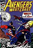 Avengers West Coast #69 : Grudge Match (Marvel Comics)