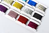 Embroidery Floss Metallic Embroidery Thread Sets