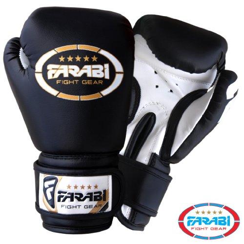boxing gloves junior kickboxing punching product image