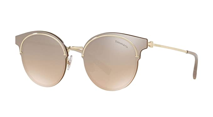 Gafas de Sol Tiffany TIFFANY T TF 3061 Pale Gold/Brown ...