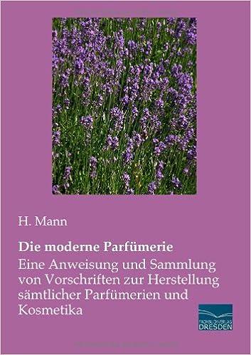 Book Die moderne Parfuemerie