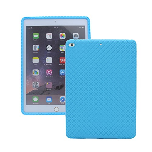 Veamor iPad 9.7 Inch 2018/2017/Air 2 Silicone Back Case Cove