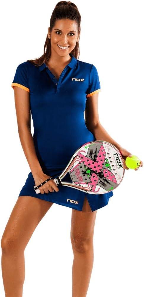 NOX Polo Pro Azul Marino Mujer: Amazon.es: Deportes y aire libre