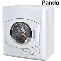 Panda 2.65 cu.ft Compact Laundry Dryer, White
