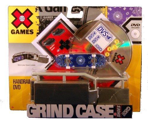 Mattel X Games Grind Case - Handrail - Model R9587