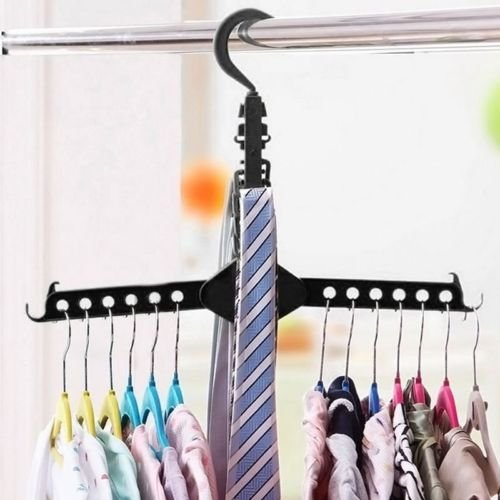 1PCS Magic Hanger for Clothes Shirts Sweaters Coat Complete